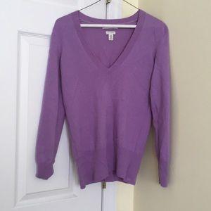 Banana Republic 100% Cashmere sweater